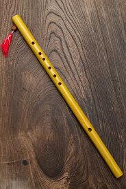 ベトナムの竹笛 房付きロング 45cm / サオ チュック 横笛 バンブーフルート アムサーオ 管楽器 民族楽器 インド楽器 エスニック楽器 ヒーリング楽器