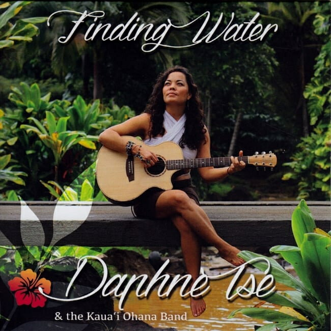 Finding Water Daphne Tse And The Kauai Ohana Band CD Heart Gathering / レビューでタイカレープレゼント あす楽