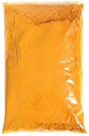 ターメリック パウダー Turmeric Powder 【200g 袋入り】 / インド スパイス カレー アジアン食品 エスニック食材
