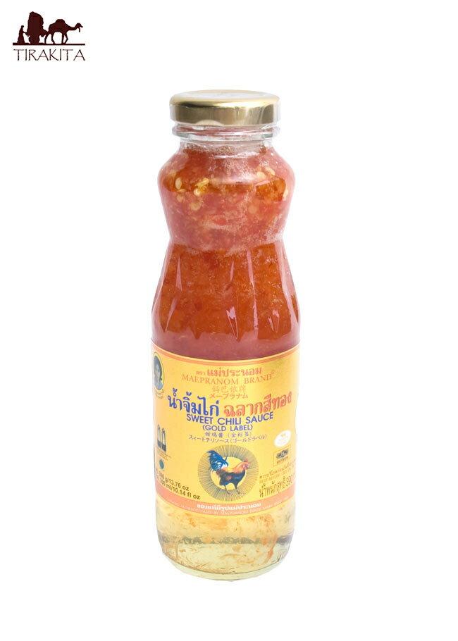 スウィート チリ ソース ゴールド 300g 【Mepranom】 / タイ料理 チリソース レビューでタイカレープレゼント あす楽