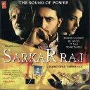 Sarkar Raj CD / インド 音楽 ミュージック インド映画 ボリウッド T Series インド音楽 民族音楽