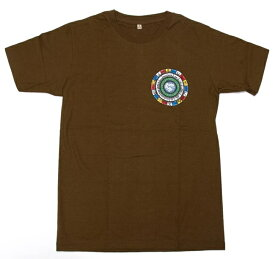 一つの地球 ONE PLANET TIME PEOPLE / エスニック Tシャツ インドの神様 ヒンドゥー メンズ レディース エスニック衣料 アジアンファッション エスニックファッション