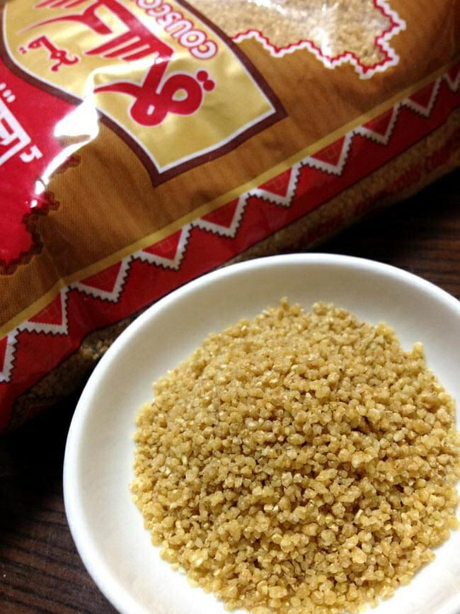 クスクス 全粒粉 中粒 COUS Wholeweat Middle Grain 500g 【Rose Blanche】 Blanche(ローズブランチ) / レビューでタイカレープレゼント あす楽