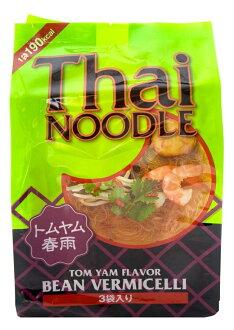 insutantonudotomuyamu粉絲3個包泰國菜印度蒸煮袋咖喱族群亞洲食品食材