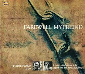Ravi Shankar Farewell My Friend / cd あす楽