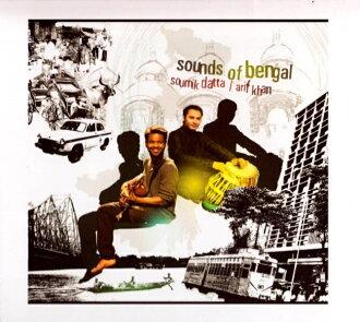 孟加拉 soumik 达塔和阿里汗 CD 印度音乐民族音乐之声撼鼓