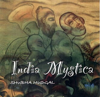 India Mystics Song of the Indian | CD vocal folk music, India CD