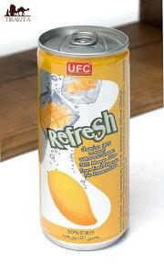 マンゴージュース 缶 240ml / 変わりもの食品 お菓子 飲み物 アジアン食品 エスニック食材