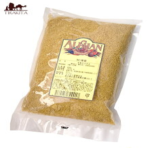 全粒粉 クスクス オーガニック 500g −COUS 【ALISHAN】 / モロッコ料理 中近東 タジン料理 ALISHAN(アリサン) スパイス アジアン食品 エスニック食材
