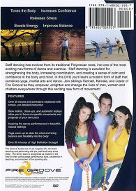 Staff Groove Basics / 2009 インド映画 Fire ポイ レイブ ジャグリング デビルスティック トランス ゴア スオミ