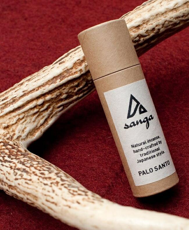 PALO SANTO香 sanga / SANGA ナチュラル お香 自然素材 レビューでタイカレープレゼント あす楽