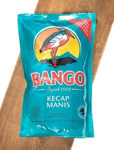 ケチャップマニス エコパック (甘口醤油) Kicap Manis Eco Pack 【BANGO】 / 甘醤油 ブラックソイソース インドネシア ハラル BANGO(バンゴー) お買い得 お試し 食品 食材 まとめ買い アジアン食品