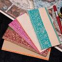 【封筒】 インドの封筒 象と駱駝 URMIL / チマンラール Chimanlals Chimanlals(チマンラール) 便箋 レターセット メッ…