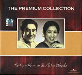 【映画音楽】 Kishore Kumar and Asha Bhosle The Premium Collection / インド CD ミュージック インド映画 ボリウッド Universal フィルミー リミックス ベスト インド音楽 民族音楽