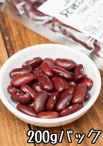 ラジマ豆(Rajma Red Lobia)【200gパック】 / ダール カレー TIRAKITA インド ひよこ豆 インドカレー アジアン食品 エスニック食材