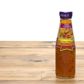 【スイートチリソース】 200ml 【Thai Choice】 / THAI CHOICE タイチョイス タイ料理 Choice(タイチョイス) 食品 食材 エスニック アジアン インド 食器