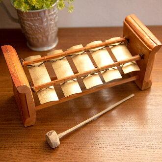 当地土特产的小口香糖LAN-小巴厘给的礼物民族乐器印度亚洲族群