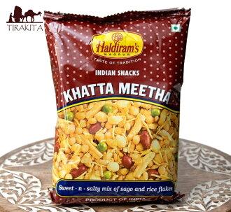 酸辣印度糖果零食-cutamieta-KHATTA MEETHA 餐具和食物材料 Haldirams haldiram) 印度甜食,haldiram,