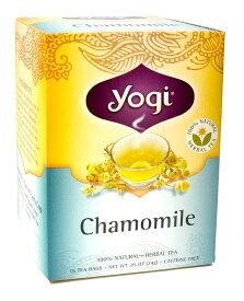 カモミール Chamomile【Yogi tea ヨギティー】 / ハーブティー オーガニック ヨガ ティーバック アジアン食品 エスニック食材