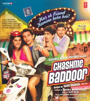 CHaSHme BaDDOOr BD | 印度電影 2013年藍光喜劇 DVD 光碟