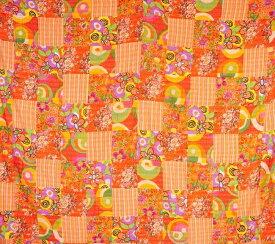 〔インドのパッチワーク〕ラリーキルトの大判マルチクロス〔約280cm×約230cm〕 / カンタ刺繍 送料無料 あす楽