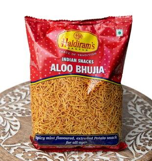 印度糖果辣土豆小吃 Aloo Bhujia-ALOO BHUJIA 印度糖果,haldiram,