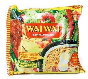 WAIWAI Noodles インドのインスタントヌードル【チキン味】 / ラーメン ワイワイ CG FOODS パスタ アジア アジアン食品 エスニック食材