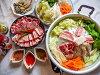泰国咖喱在35cm mugatatai的烤肉火锅锅/mukatarebyu送礼物