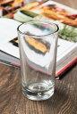 【お得な10個セット】インドのチャイカップ 高さ:約11.5cm 直径:約6cm / ガラス コップ グラス ラッシー マグカップ…