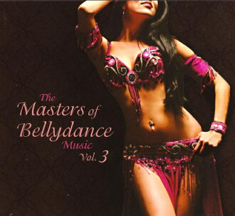 The Masters of Bellydance Music Vol.3 | 肚皮舞阿拉伯音樂CD土耳其埃及DVD服裝chorisukatopantsu