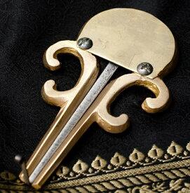 【送料無料】 花型ベトナム口琴 / ダンモイ モールシン jaw harp 民族楽器 インド楽器 エスニック楽器 ヒーリング楽器