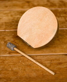 ココバック ココナッツのパーカッション / バリ 民族楽器 打楽器 ドラム インド楽器 エスニック楽器 ヒーリング楽器