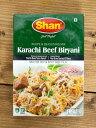 カラチ ビーフ ビリヤーニ マサラ スパイス ミックス 60g 【Shan】 / パキスタン料理 カレー Foods(シャン フーズ) …