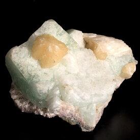【送料無料】 【1点物】インドヒマールの鉱物 585g / クラスター 原石 クリスタル ガーネット 量り売り エスニック アジア 雑貨