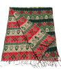 档档传统达卡编织的设计编织传统达卡,达卡编织,围巾,围巾,披肩