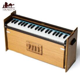 【送料無料】 【PALOMA社製】携帯ハルモニウム(39鍵 品質良) / Harmonium ピアノ インド 楽器 鍵盤楽器 民族楽器 インド楽器 エスニック楽器 ヒーリング楽器