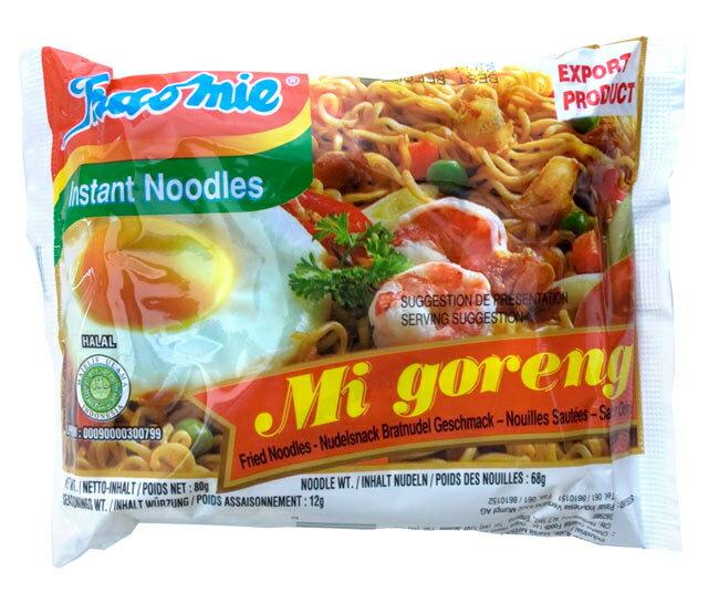 インスタント ミーゴレン オリジナル 【Indo mie】 / インドネシア料理 焼きそば カップヌードル 日清 あす楽