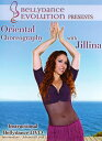 Belly Dance EVOLUTION Oriental Choreograpy with Jillina 【送料無料&250円クーポン進呈&あす楽】 ベリ...