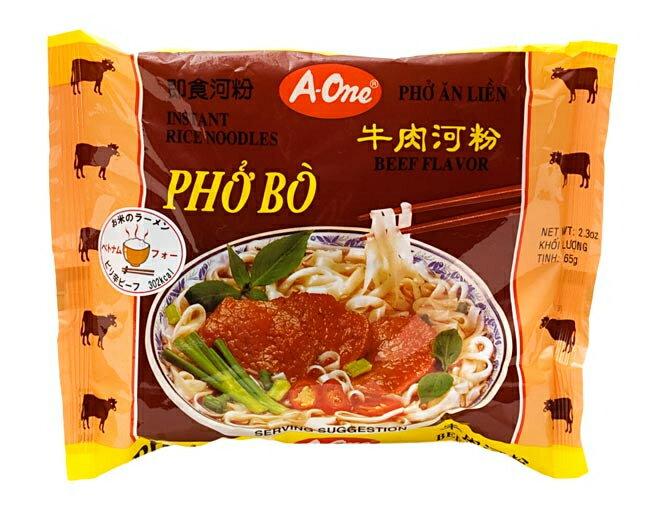 ベトナム・フォー (袋) 【A-One】 ビーフ味 / ベトナム料理 インスタント麺 あす楽