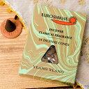 イランイラン YLANG の香り オウロシカコーン香 / AUROSHIKHA インド お香 インセンス アジア エスニック