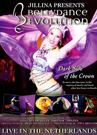 DVD Bellydance Evolution Dark Side of the Crown / レッスンDVD ベリーダンス レビューでタイカレープレゼント あす楽