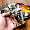 調味品磨床No.2直徑:約7.5cm高度:約6.5cm| 碾磨機印度烹調器具餐具族群亞洲食品食材