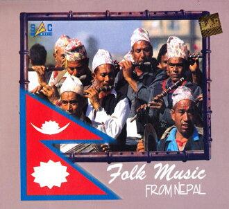 传统民间音乐从尼泊尔尼泊尔,尼泊尔 CD