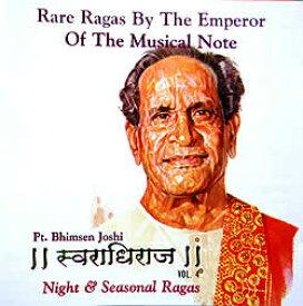 Rare Ragas Bhimsen Joshi Night & Seasonal Vol.4 / cd あす楽