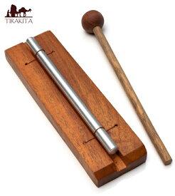 エナジーチャイム 10mm / 鉄琴 バリ 打楽器 民族楽器 インド楽器 エスニック楽器 ヒーリング楽器