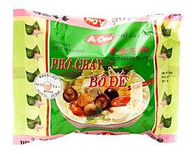 ベトナム フォー (袋) 【A One】 ベジタブル味 / ベトナム料理 インスタント麺 One(エーワン) ベトナム食品 ベトナム食材 アジアン食品 エスニック食材