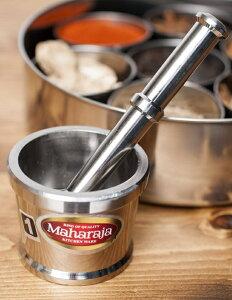 スパイスグラインダー No.1 直径 7.1cm程度 高さ 5.6cm程度 / Spice grinder すり鉢 カレー すりつぶす インド 調理器具 食器 アジアン食品 エスニック食材