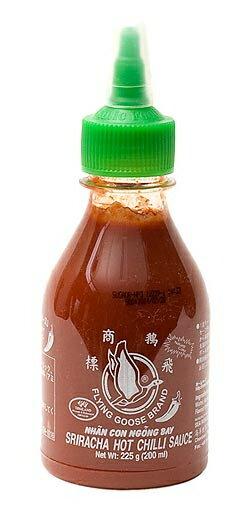 【チリソース】 シラチャー シリーズ 【200ml】【Flying Goose】 / タイ料理 Goose(フラインググース) 食品 食材 エスニック アジアン インド 食器