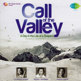 Call of the Valley Revisited A Day in Life Shepherd CD / インド古典 サントゥール Santoor インド音楽 SONY MUSIC シャントゥール 民族音楽