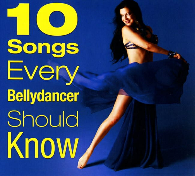 10 Songs Every Bellydancer Should Know / ベリーダンス CD 中東 レビューでタイカレープレゼント あす楽